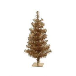 90cm Christmas Mini Tree Gold