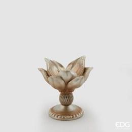 Candle Holder Magnolia 17cm x 15cm
