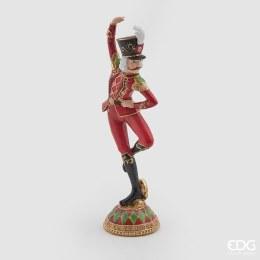 Christmas Dancing Nutcracker Soldier Ornament