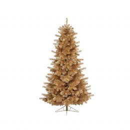 Delaware Gold Spruce 7.5 Foot Artificial Christmas Tree
