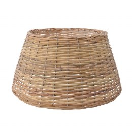 Christmas Tree Rattan Ring For Base of Tree Natural Colour 70 x 28cm