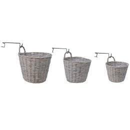 Christmas Willow Tree Basket  - Medium