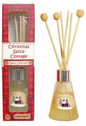 Enchante Christmas Spice Reed Diffuser