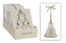 Enchante Cinnamon Fragranced Tree Hanger 19 x 7.5cm