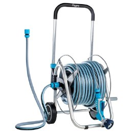 Flopro Elite Garden Hose Cart System 30m - With Lifetime Guarantee