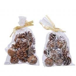 Christmas Pinecones In A Bag 140g