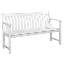 Alexander Rose 5ft Bench White