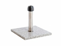 Alexander Rose Granite Parasol Base 20kg - Suitable for 2m up to 3m parasol