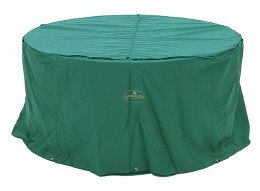 Alexander Rose Round 2.1 Meter Table Cover Suitable for 6 Seater