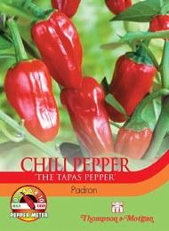 Pepper Chili Padron