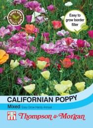 Californian Poppy Mix