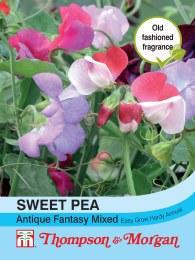 Sweet Pea Antique Fantasy Mix