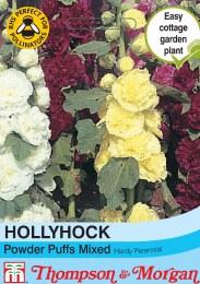 Hollyhock Powder Puffs Mix