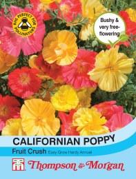 Californian Poppy Fruit Crush