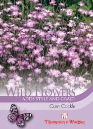 Wild Flower Corn Cockle