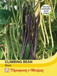 Climbing Bean Mix