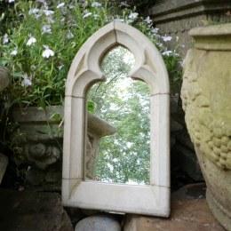 Sm Gothic L Mirror  30.5cm