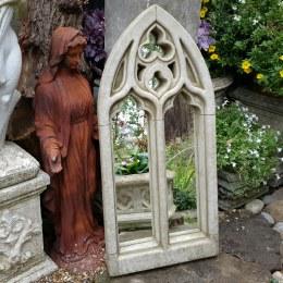 Gothic Trefoil Mirror AW23 78.5cm