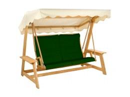 Alexander Rose Acrylic Swing Seat Cushion Oatmeal
