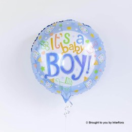 Add a Balloon 'It's A Boy'