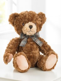Add a Bertie Bear Teddy 24cm