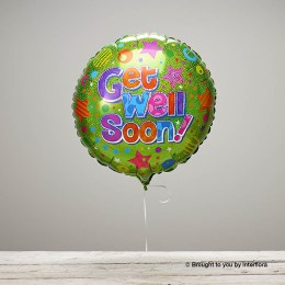 Add a Get Well Balloon
