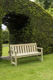 Alexander Rose 5ft Marlow Pine Bench