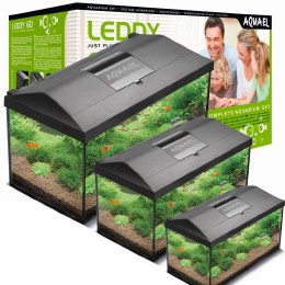 Aquael Leddy Tropical 60 Aquarium 54 Litres