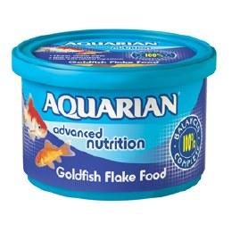 Aquarian Goldfish Flakes 13g
