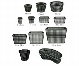 Water Marginal Basket Square 28cm