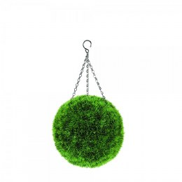 Artificial Topiary Ball Grass Effect 40cm