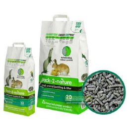 Back 2 Nature Bedding and Litter 10L