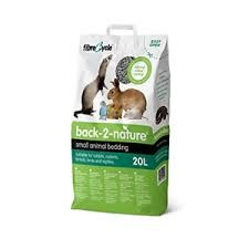 Back 2 Nature Bedding and Litter 20L