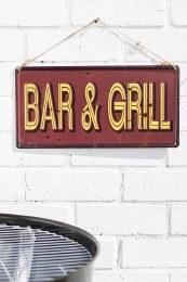 La Hacienda Wall Sign Bar & Grill