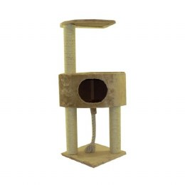 Base Camp Loft Cat Scratching Tree 103cm