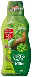 Bayer Slug & Snail Killer 750g