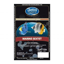 Betta Choice Marine Sextet Blister Pack