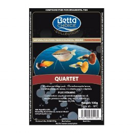 Betta Choice Quartet Blister Pack