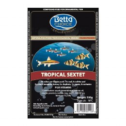 Betta Choice Tropical Sextet Blister Pack