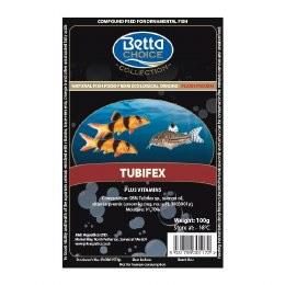 Betta Choice Tubifex Blister Pack