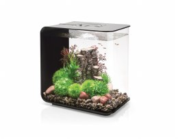 BiOrb Flow 30L in Black with Multi-Coloured Remote Control Lighting