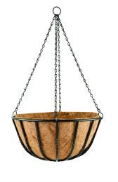 Gardman  Blacksmith Metal Basket 16 in