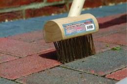 Block Paving Long Handled Brush