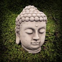 Buddha Head Small