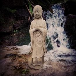 Buddha Standing Temple 58cm