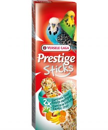 Versele - Laga Prestige Sticks with Exotic Fruit for Budgies