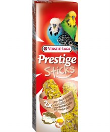 Versele - Laga Prestige Sticks with Egg & Oyster Shells for Budgies