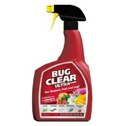 Bug Clear Ultra Gun 1 Litre