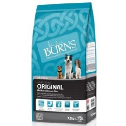 Burns Adult Chicken & Rice 7.5kg
