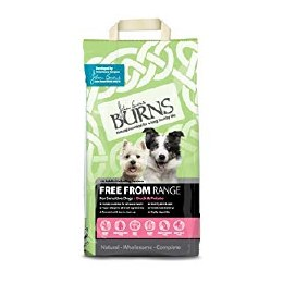 Burns Free From Range Duck & Potato 2kg